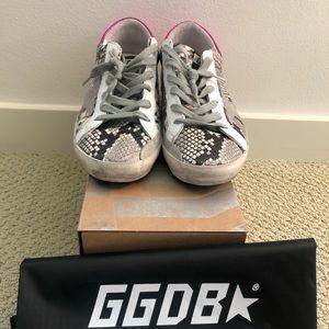 New golden goose sneakers